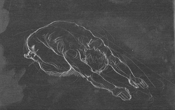 Life Drawing 10-03-11