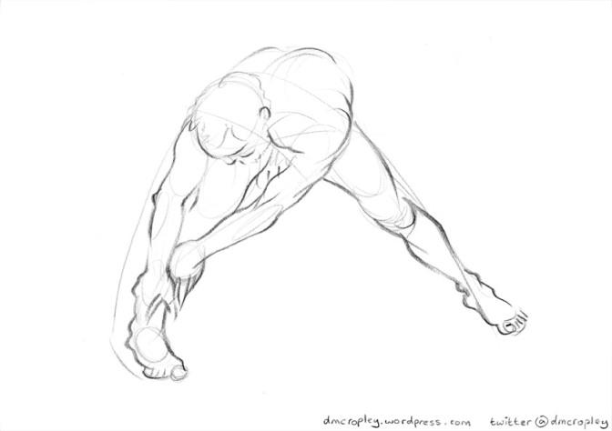Life Drawing 31-03-11