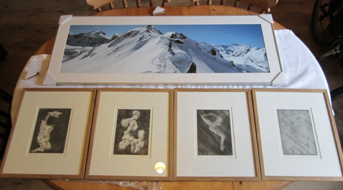Framed Print Delivery
